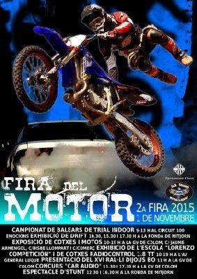 2ª FIRA DEL MOTOR INCA 2015